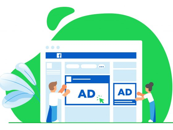 Create facebook ads with Onlymega banner maker
