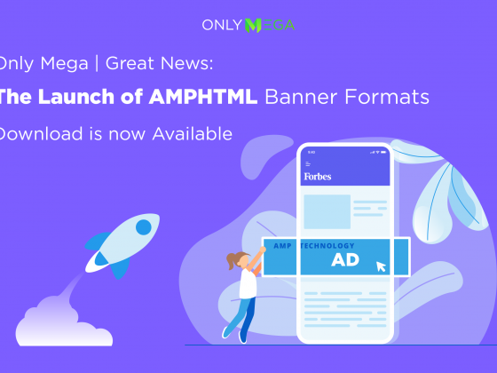 Create Amp Html banners on OnlyMega