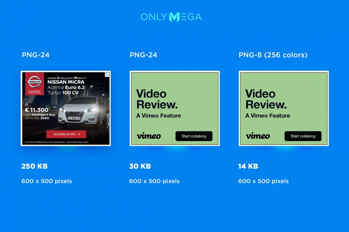 Tips On Creating Banner Ads Under 150kb Onlymega