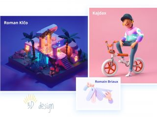 3d design trends 2019 Onlymega