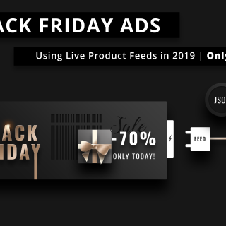 Black Friday dynamic ads