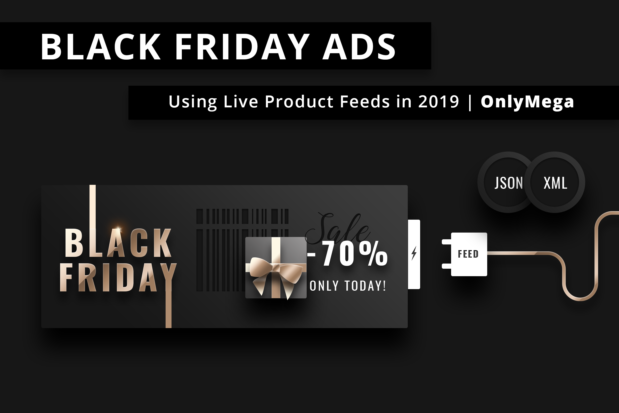Successful Black Friday Banner Ads In 2019 Using Live Feeds Onlymega