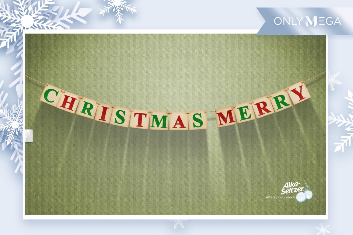 Alka Seltzer Christmas Ads onlymega inspiration