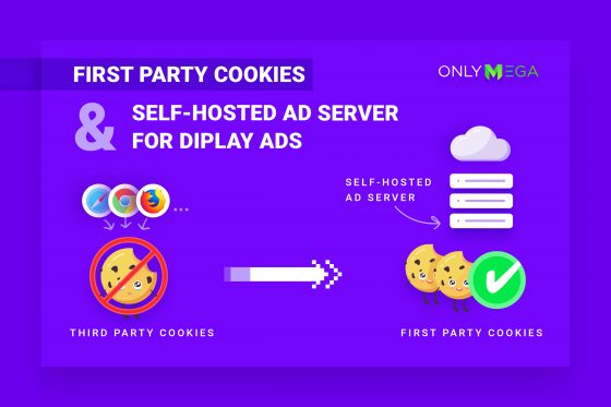First Party Cookies and Self-Hosted Ad Servers for Display Ads